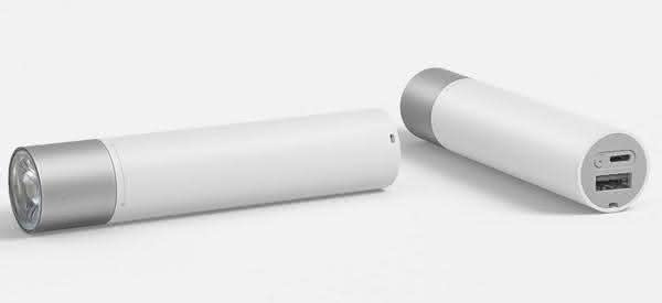 Xiaomi Mijia Portable Flashlight,