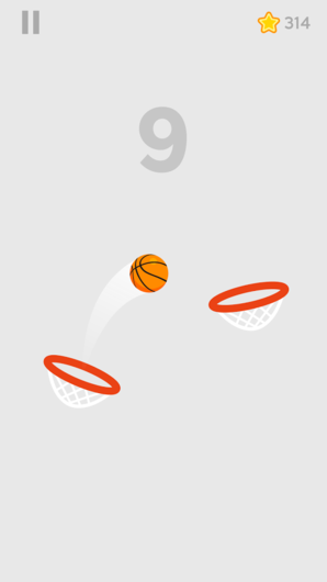 Dunk Shot для Android