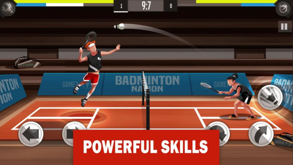 Badminton League для Android
