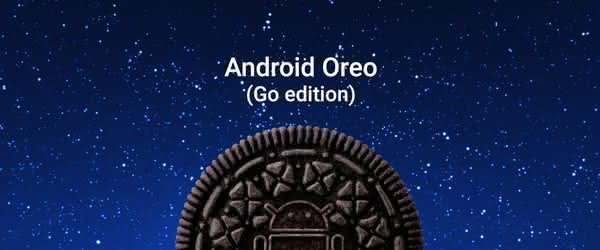 Android 8.1 Oreo Go Edition