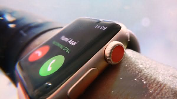 Анонс Apple Watch Series 3 с LTE и говорящей Siri