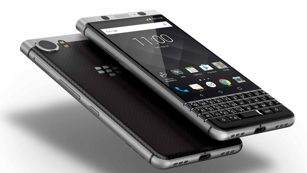 Анонс BlackBerry KEYone с QWERTY
