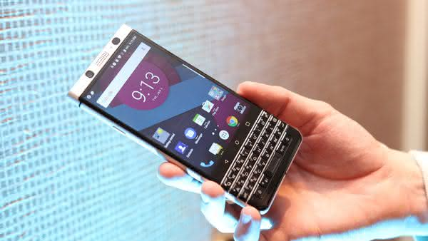 Анонс Blackberry Mercury с QWERTY-клавиатурой