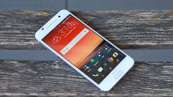 HTC One A9 обновляется до Android 7.0