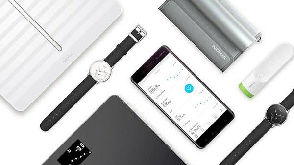Бренд Nokia заменит Withings