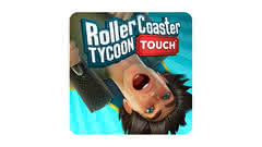 RollerCoaster Tycoon Touch — парк аттракционов для Android