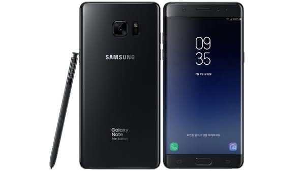 Анонс Samsung Galaxy Note Fan Edition