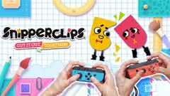 Обзор игры Snipperclips Plus — Cut it out, together!