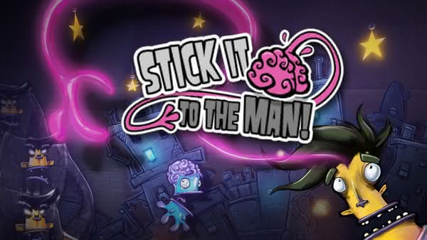 Обзор игры Stick It to the Man!