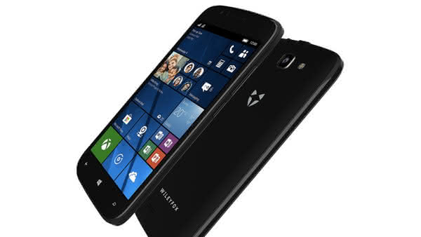 Wileyfox Pro выйдет с Windows 10 Mobie