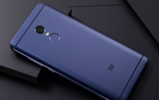Xiaomi Redmi Note 4 с процессором Qualcomm представлен