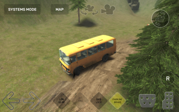 Dirt Trucker: Muddy Hills для Android
