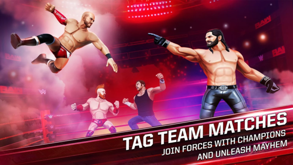 WWE Mayhem для Android