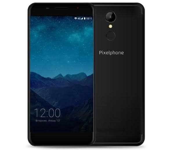 Черный Pixelphone S1