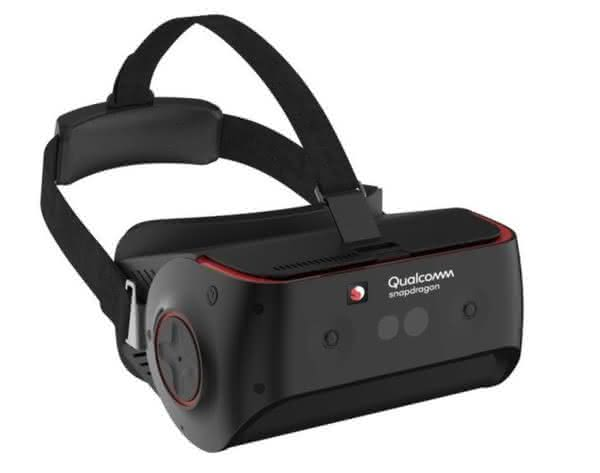 Qualcomm VR Headset