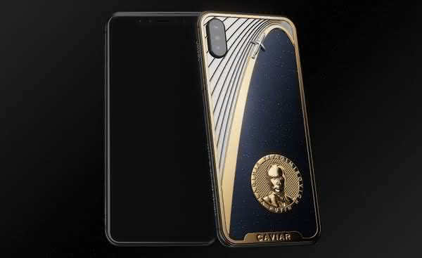 iPhone X Titanium Putin Ultimatum