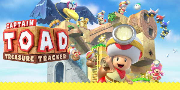 Обложка Captain Toad: Treasure Tracker