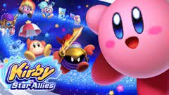Обзор игры Kirby Star Allies для Nintendo Switch