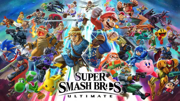 Обзор игры Super Smash Bros. Ultimate для Nintendo Switch
