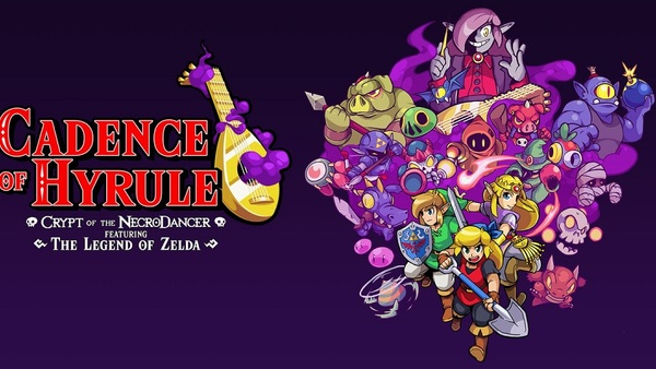 Обзор Cadence of Hyrule для Nintendo Switch