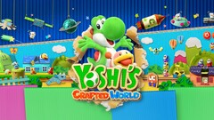 Обзор Yoshi's Crafted World для Nintendo Switch