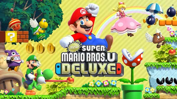Обзор New Super Mario Bros. U Deluxe для Nintendo Switch: классика не умирает