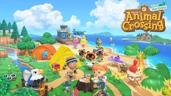 Обзор Animal Crossing: New Horizons