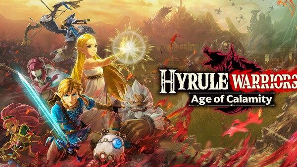 Обзор Hyrule Warriors: Age of Calamity
