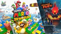 Обзор Super Mario 3D World + Bowser's Fury