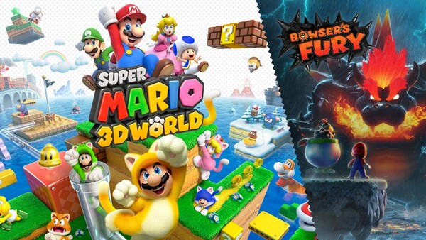 Обзор Super Mario 3D World + Bowser's Fury для Nintendo Switch